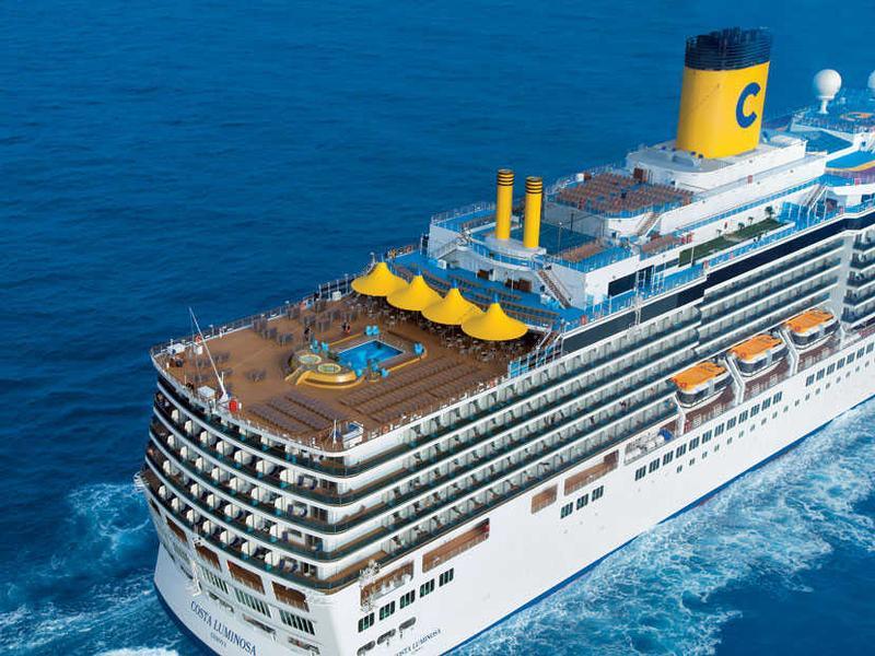 Costa luminosa kreuzfahrten exklusive schiffsreisen buchen for Costa pacifica recensioni