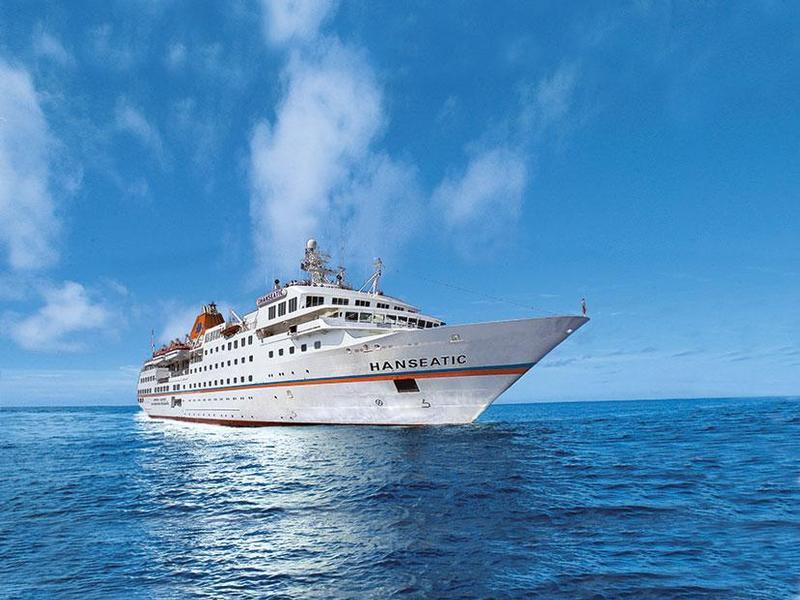 MS HANSEATIC-Kreuzfahrten: Exklusive Schiffsreisen buchen