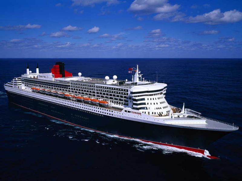 Queen Mary 2-Kreuzfahrten: Exklusive Schiffsreisen buchen