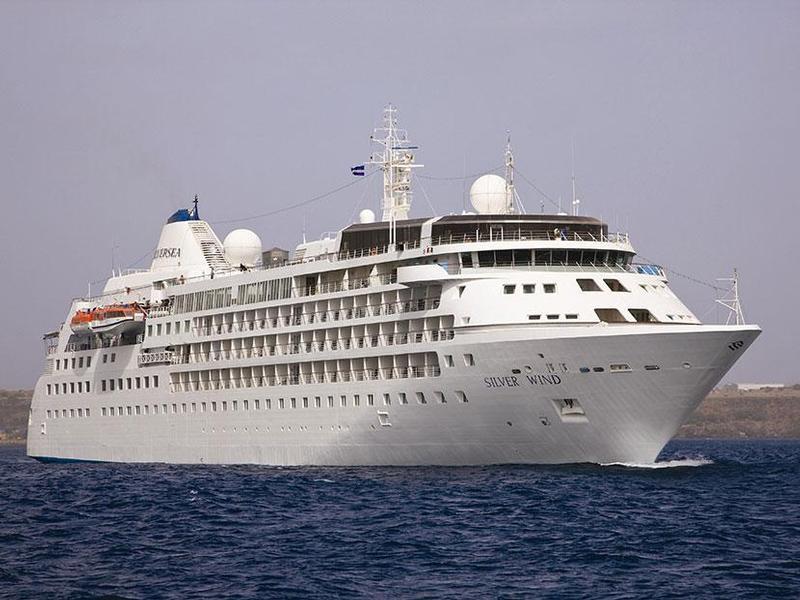 Silver Wind-Kreuzfahrten: Exklusive Schiffsreisen buchen