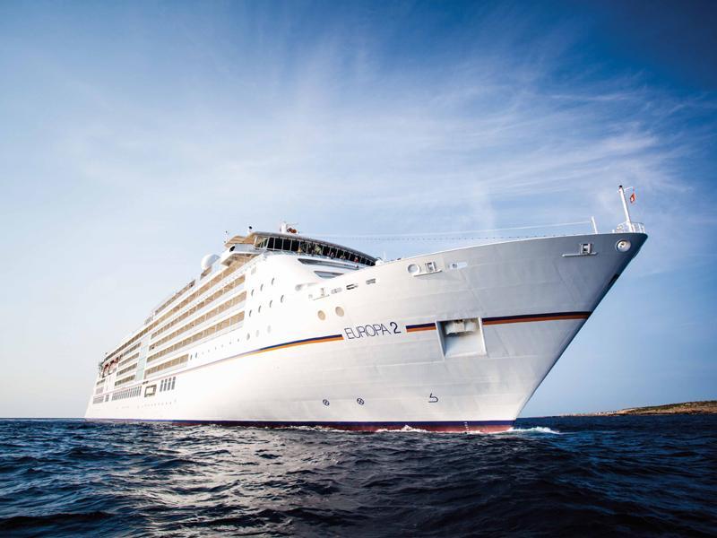 MS EUROPA 2-Kreuzfahrten: Exklusive Schiffsreisen buchen