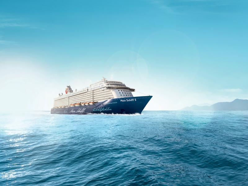 Mein Schiff 5-Kreuzfahrten: Exklusive Schiffsreisen buchen